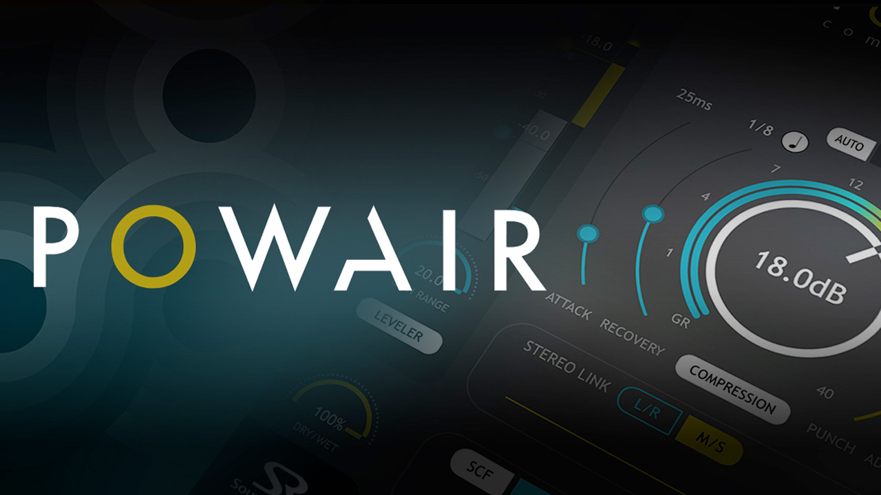Update: Sound Radix POWAIR 1.1 Now Available