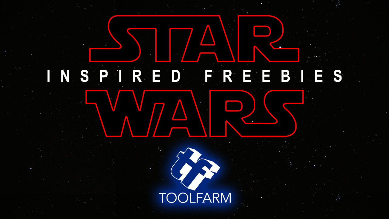 Freebies: 8 Great Star Wars Freebies - May the 4th Star Wars Spectacular! #maythe4thbewithyou