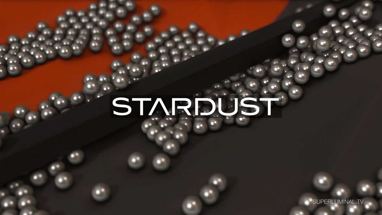 Update: Superluminal Stardust v1.2 Now with Dynamics Simulation