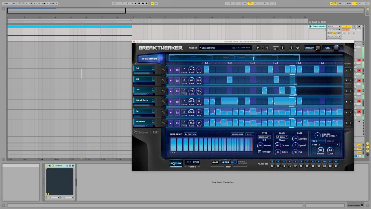 Using BreakTweaker and Stutter Edit to Create Beats and Remix in Real Time