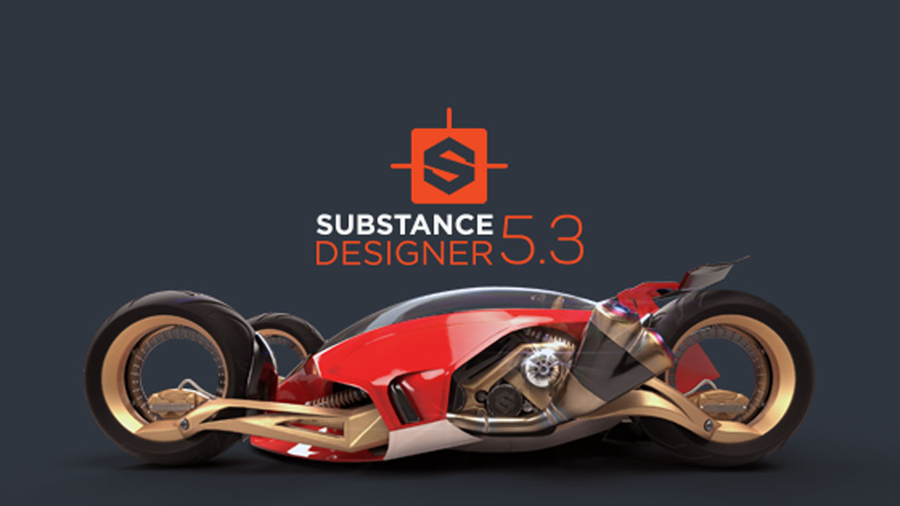 News: Allegorithmic Substance Designer 5.3