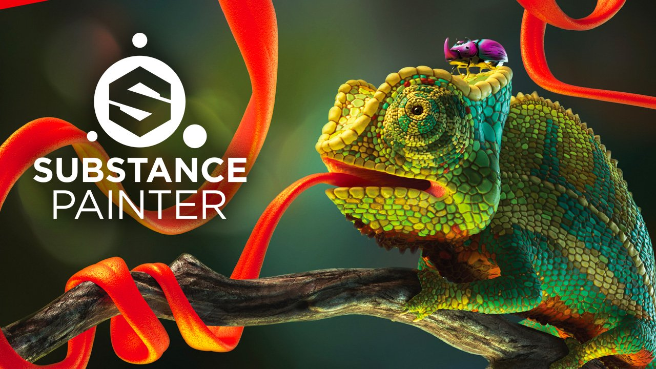Allegorithmic Substance Painter 2018.1 Tutorial Course