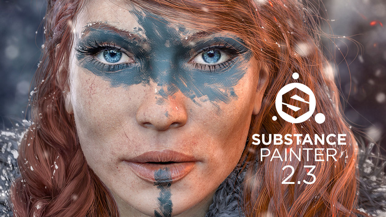 Update: Substance Painter v2.3 Now Available with New Photoshop Export