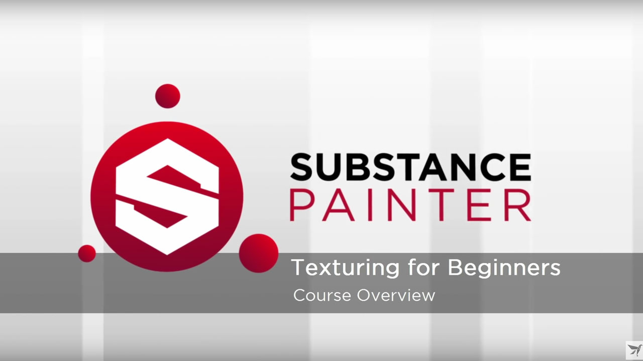 Substance Painter: Texturing for Beginners