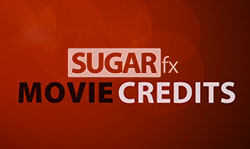 New: SUGARfx Movie Credits Plugin Released for Final Cut Pro, Motion, After Effects and Premiere Pro