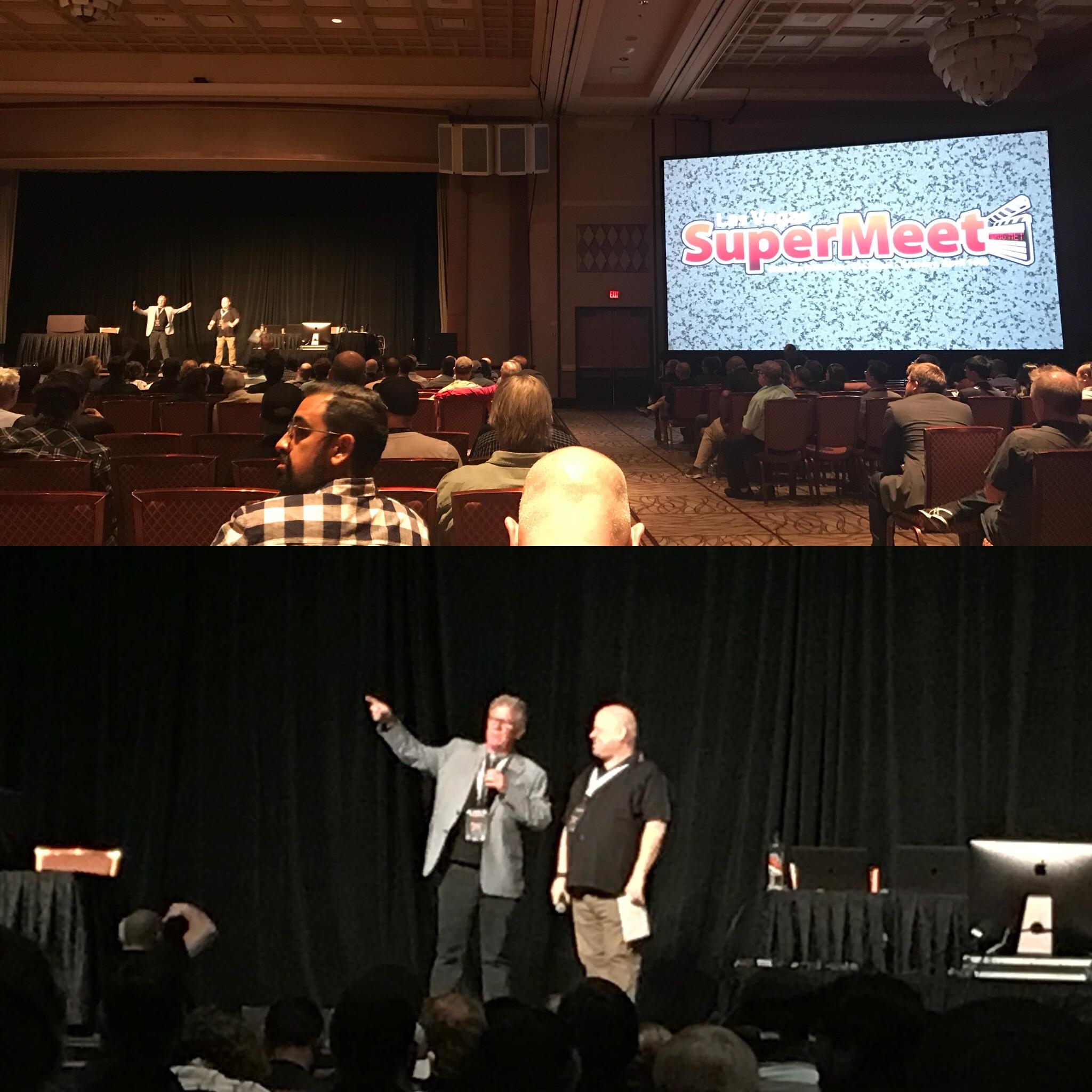 NAB 2018  Supermeet