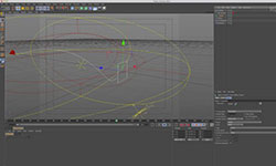 Tutorial: Target a Particle From a Standard Emitter in Cinema 4D