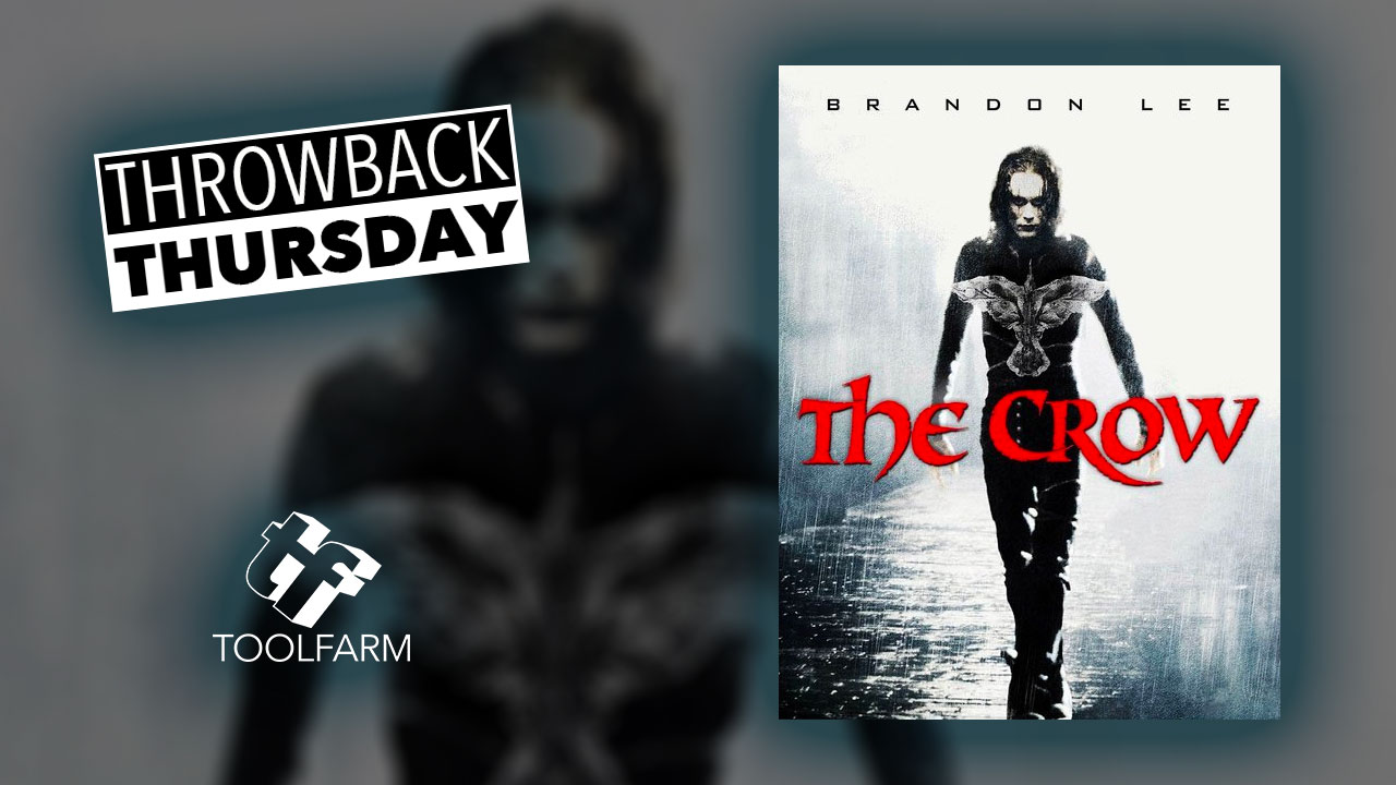 Throwback Thursday: The Crow – Behind the Special Effects