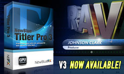 Tutorial: NewBlueFX Titler Pro - Custom Bevels NewBlueFX  NewBlueFX