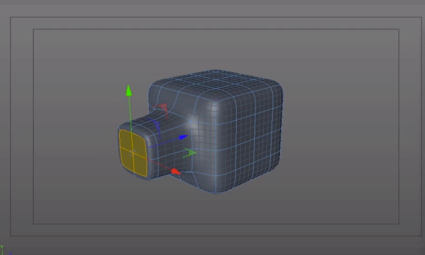 Toggle Sub-Division Surface in CINEMA 4D
