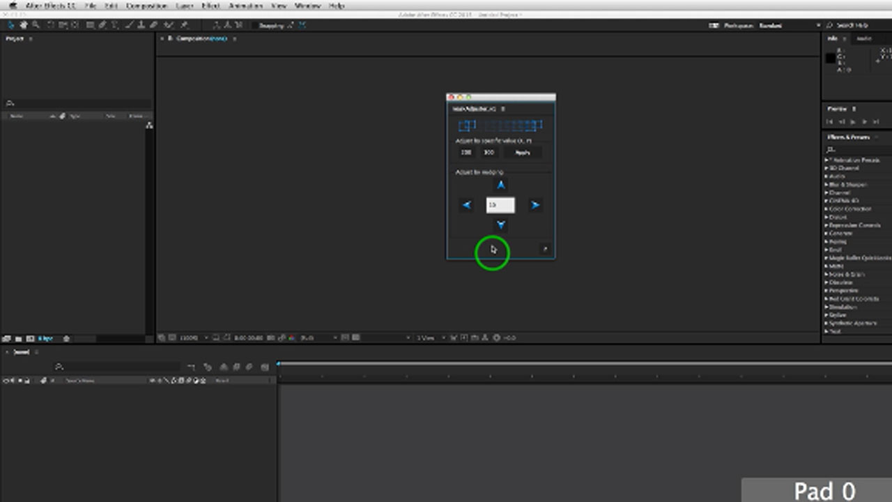 Freebie: Mask Adjuster for After Effects
