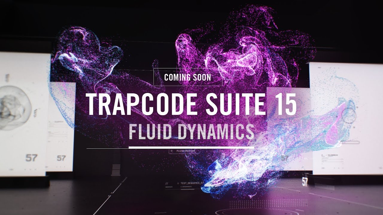 Sneak Peek: Trapcode Suite 15 with NEW Fluid Dynamics
