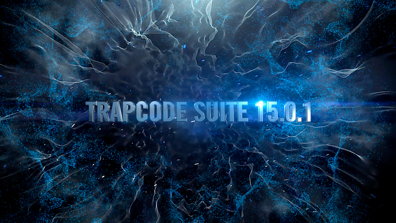 Update: Red Giant Trapcode Suite 15 0 1 Is Available with Updates