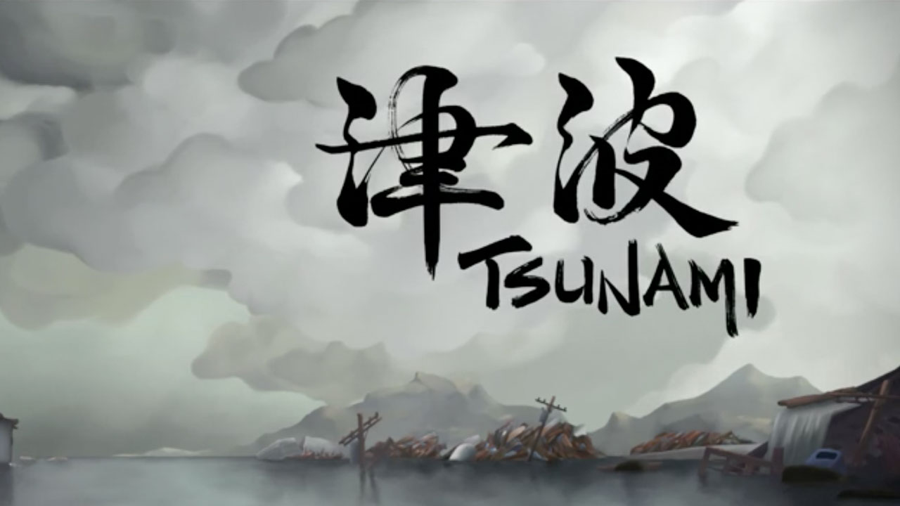 Midweek Motivations: Tsunami by Animation Workshop