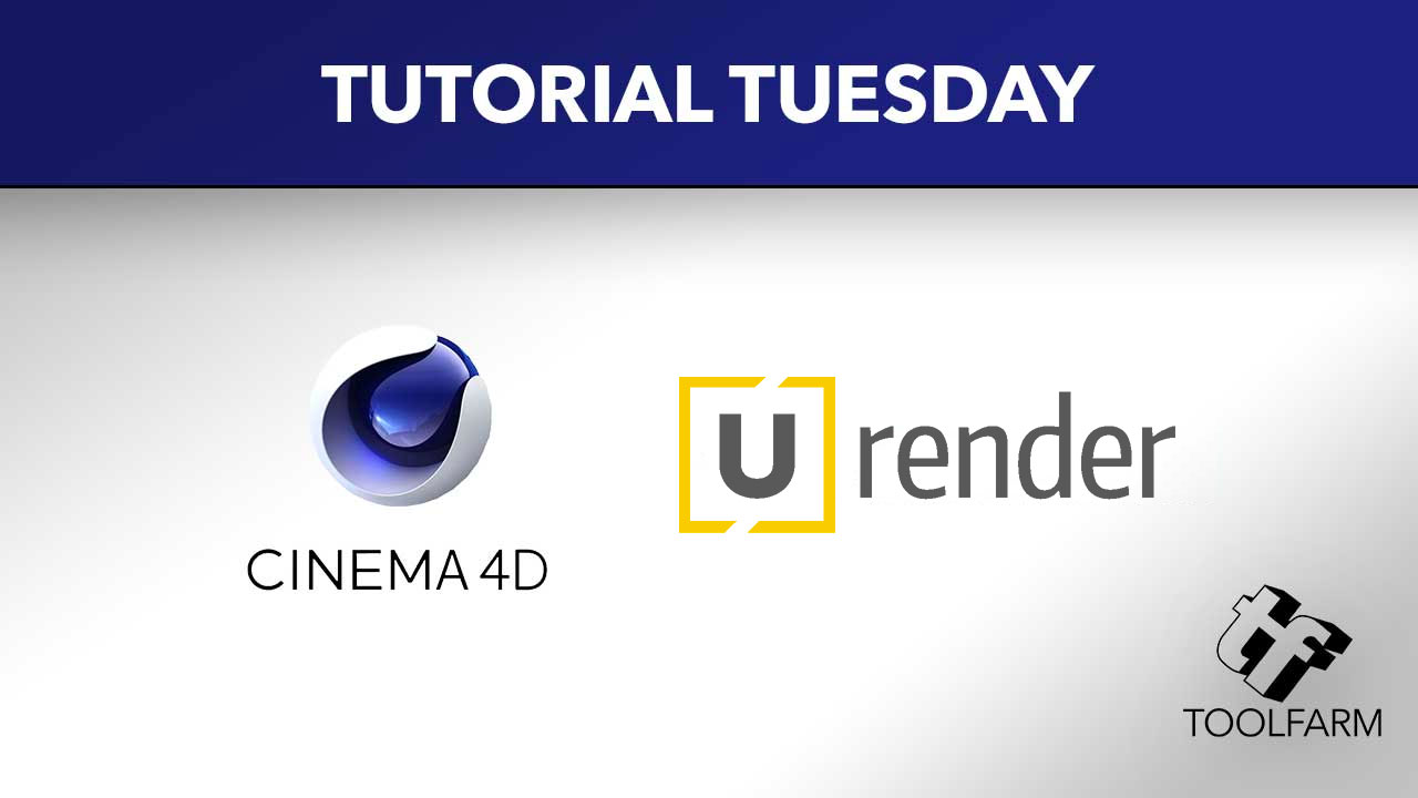 Tutorial: Cinema 4D and U-Render