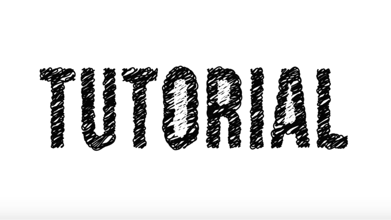 Create a Scribble Text Effect in After Effects