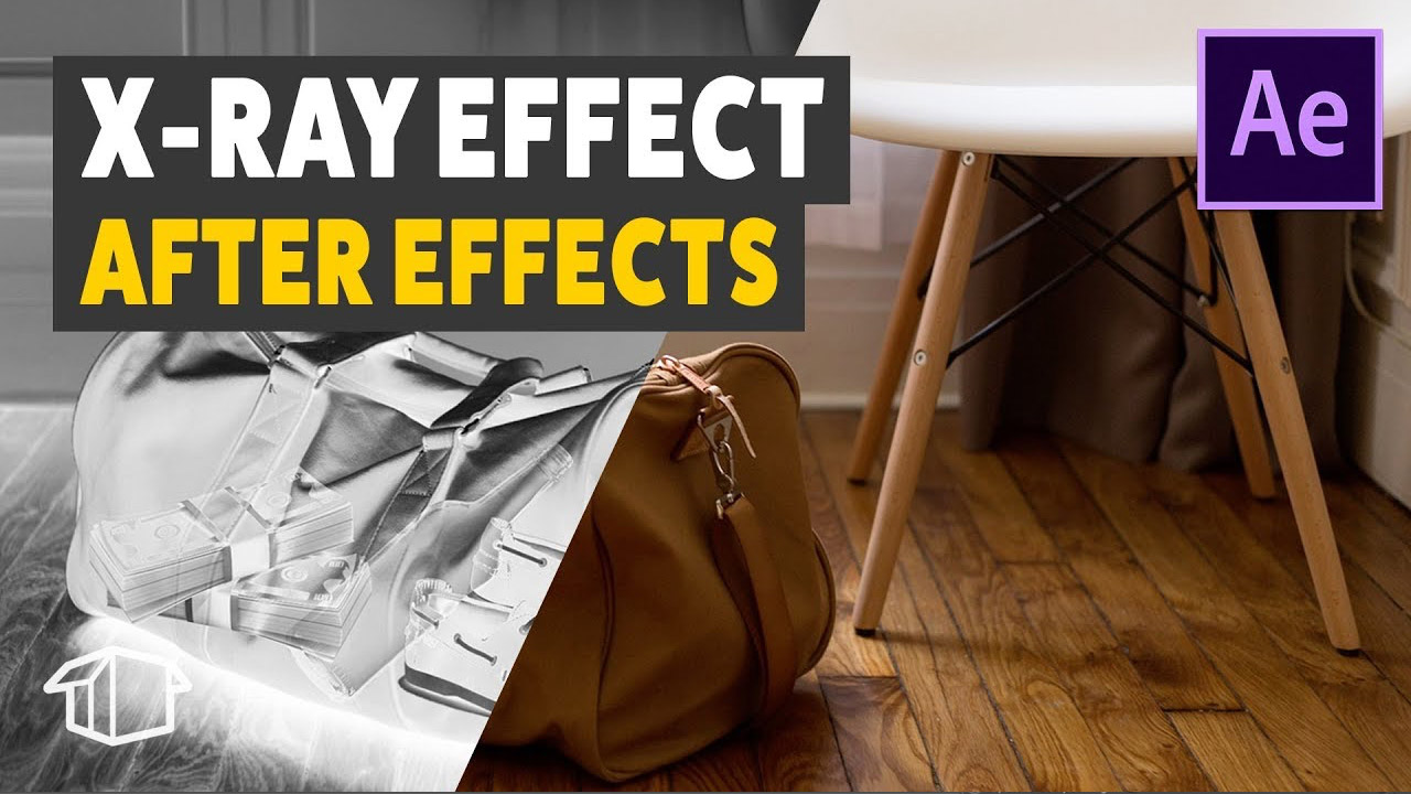 Creating an X-Ray Effect in After Effects
