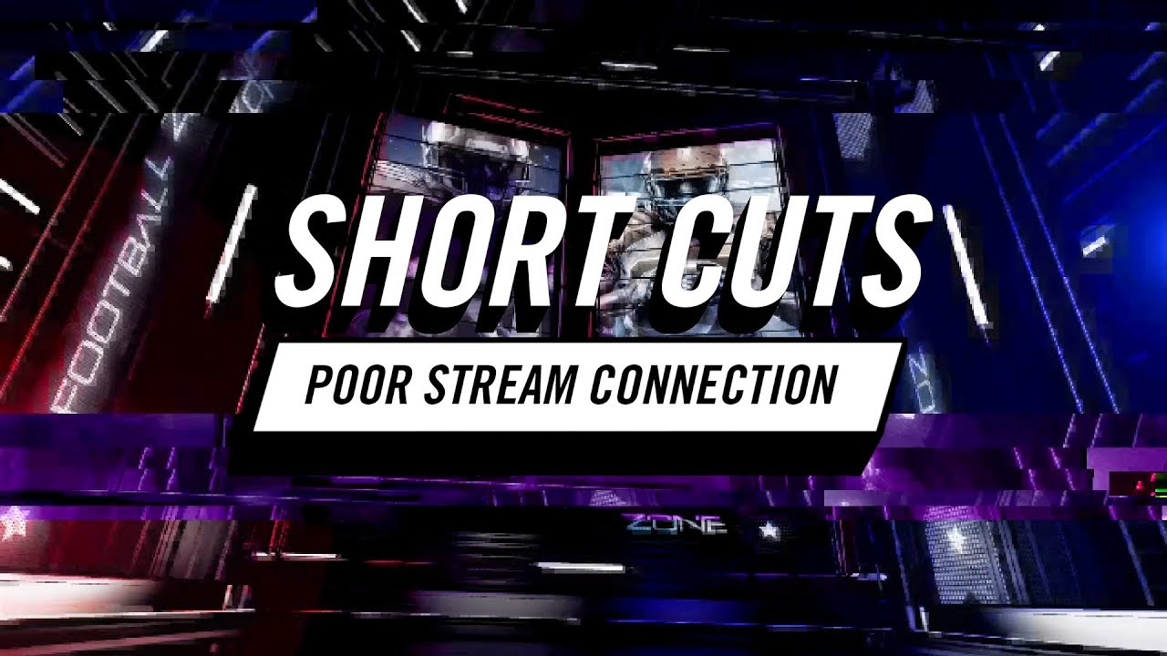 Short Cuts | How To Simulate Poor Streaming Connection With Universe Glitch