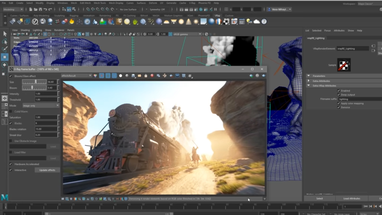V-Ray: How to use GPU in V-Ray Next for Maya