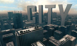 Use Video Copilot Metropolitan with Element 3D to Create a Realistic City Title