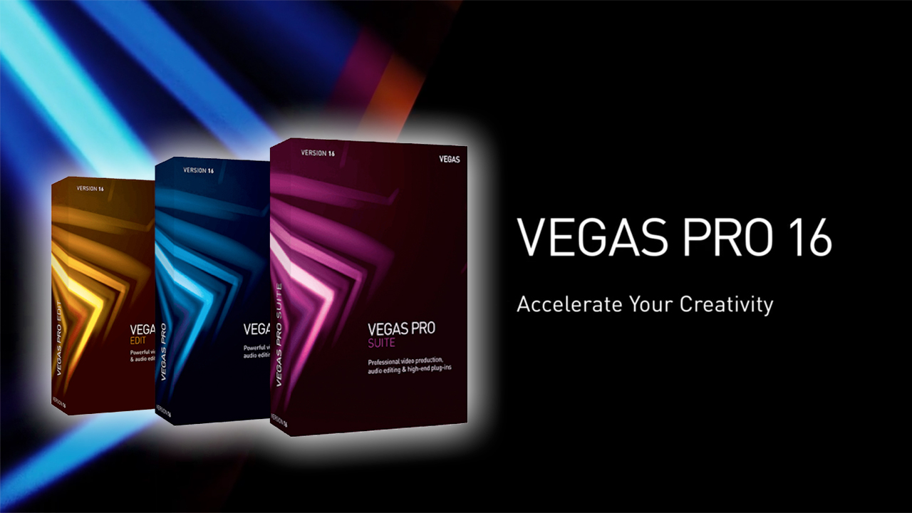 New: Magix VEGAS Pro 16 is Now Available – Faster Than Ever + 20% Off Special Intro Pricing