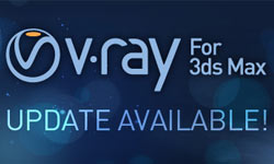 Update: Chaos Group V-Ray 2.4 for 3ds Max Now Available