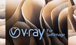 Update: Chaos Group V-Ray for Autodesk Softimage 1.6 Now Available