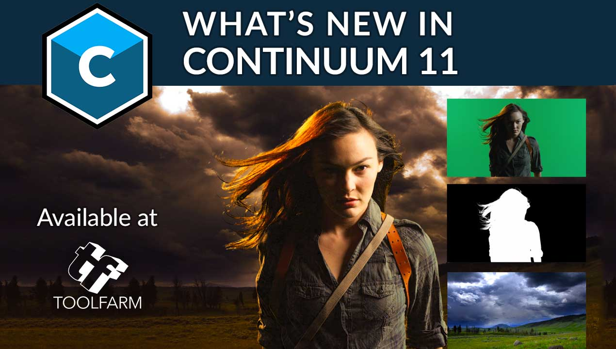 News/Inspiration: What's New Continuum 11? LOTS!