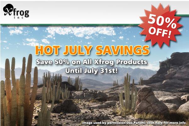 xfrog plants sale