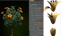 New: Xfrog for Maxon Cinema 4D: Create and Animate 3d Nature and Architectural Forms
