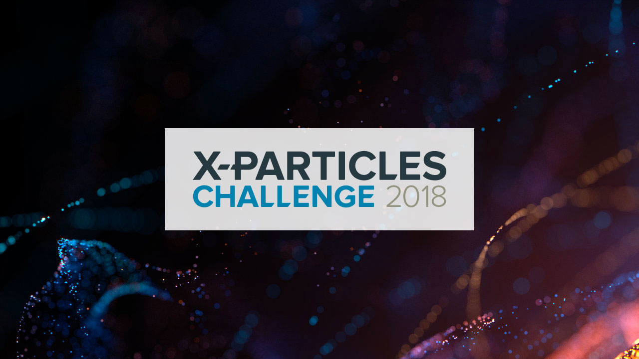 Midweek Motivations: The X-Particles Challenge 2018 Entries