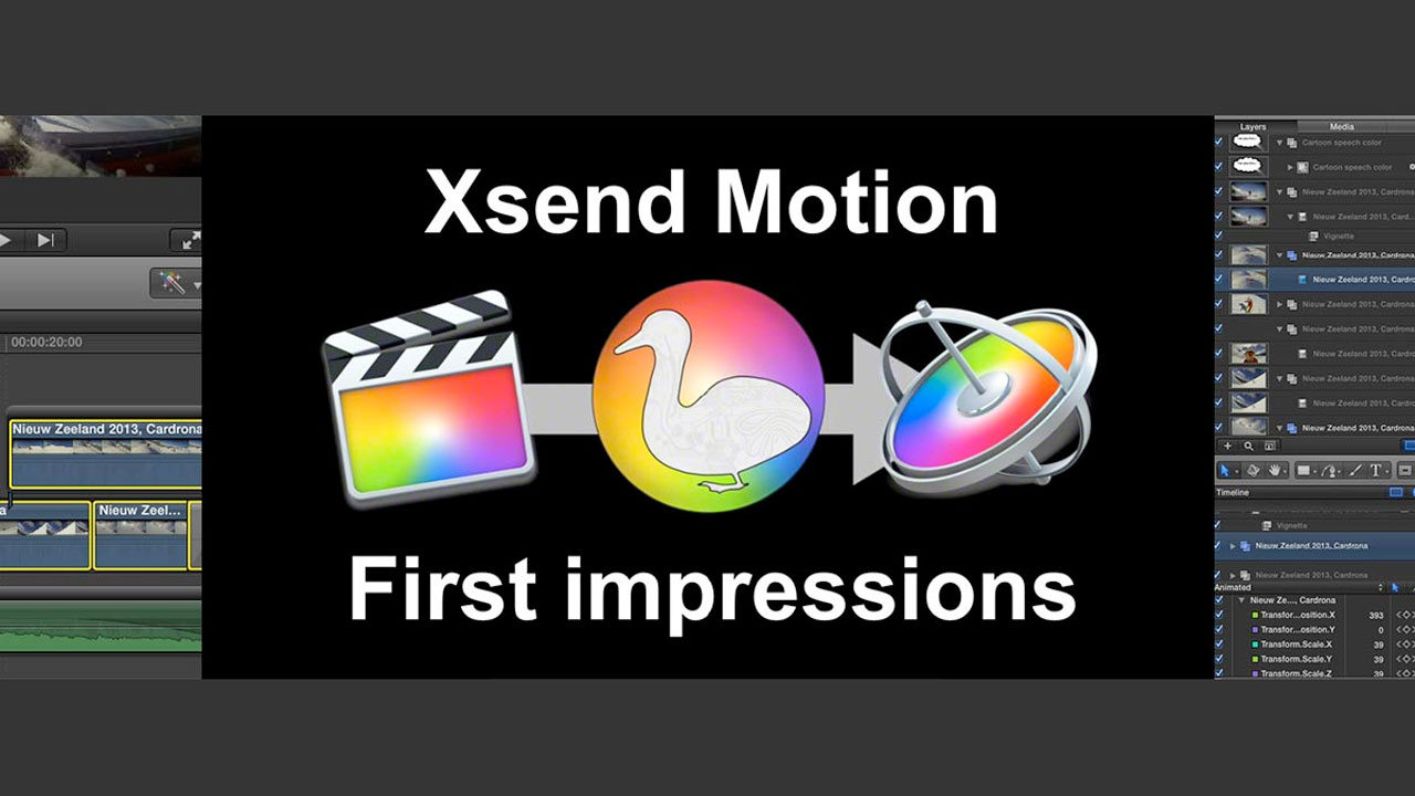 Review: Automatic Duck Xsend Motion