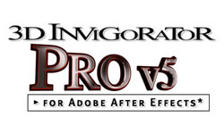 Update: 3D Invigorator and ProAnimator Version 5.0.8 have been released!