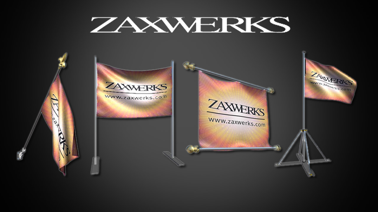 Sale Ending Tonight: Zaxwerks 3D Flag $99, Invigorator Pro $100 Off – Plugins for After Effects