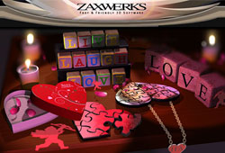 Freebie: Free 3D Models and Flares Pack for Valentines Day