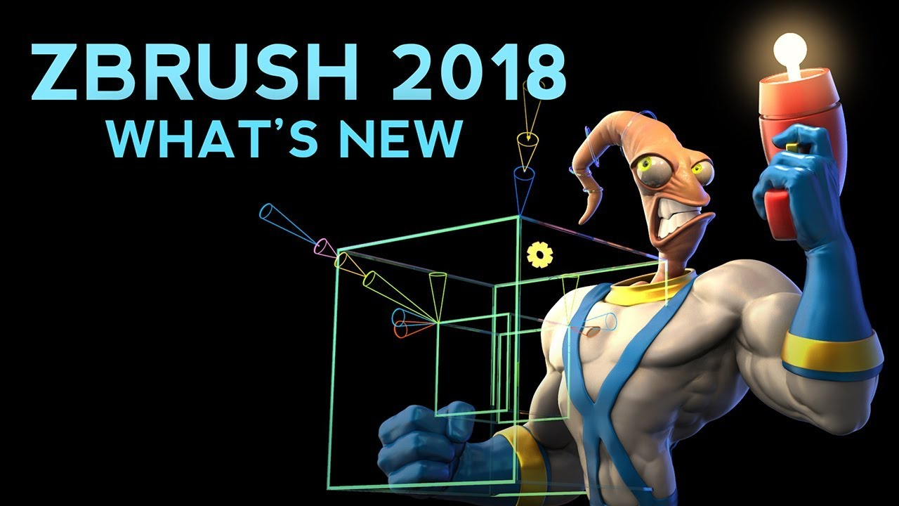 Pixologic™ ZBrush® 2018 Free Training Series