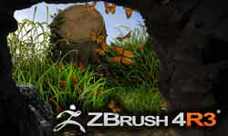 Update: Pixelogic ZBrush 4R3 released