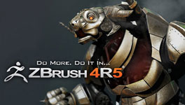 New: Pixologic ZBrush 4R5 Now Available