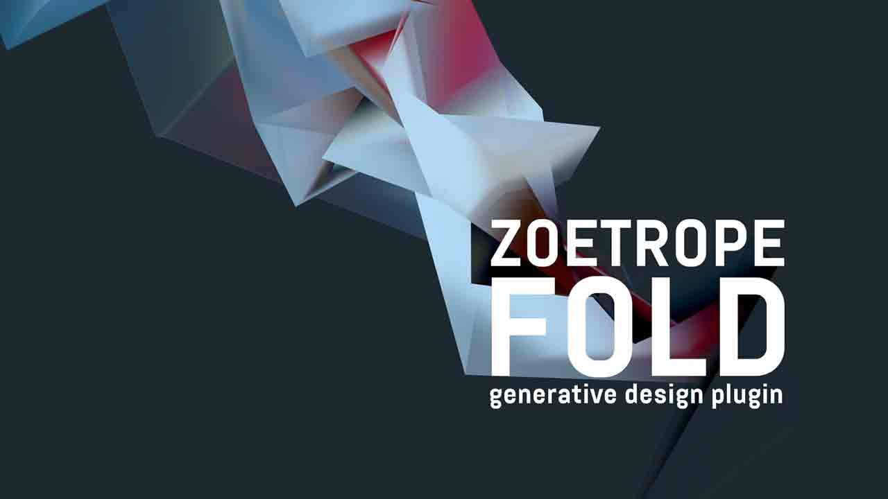 New: Zoetrope FOLD is now available
