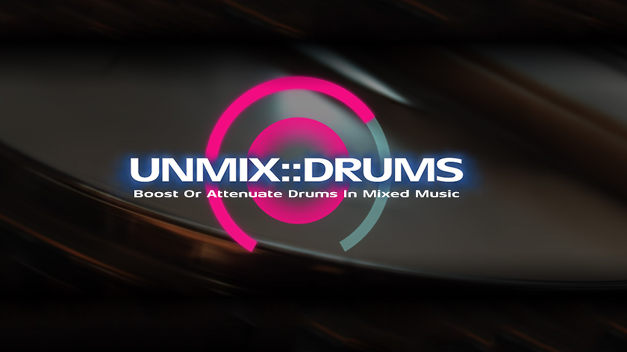 Sale: Zynaptiq UNMIX::DRUMS June Special – $95 Through June 30th 2016