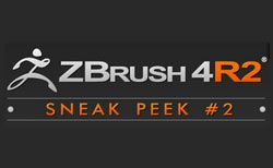 News: Pixologic unveils ZBrush 4 R2 at SIGGRAPH 2011 Vancouver