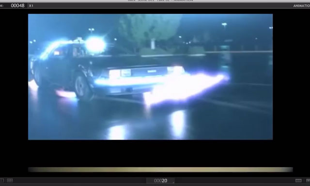 Throwback Thursday: Back to the Future Time Slice Effect #tbt