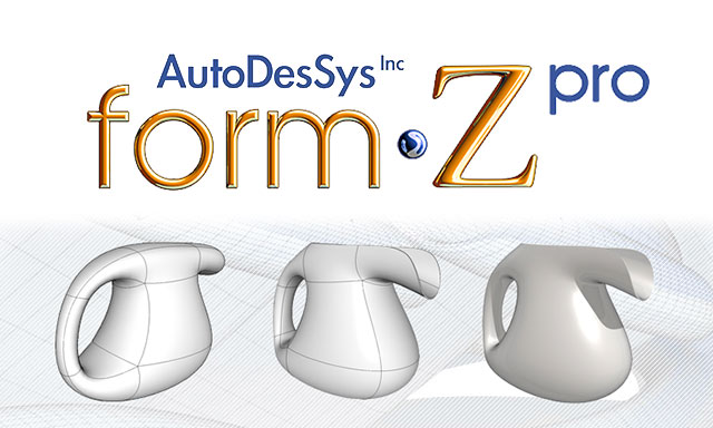 Tutorial: AutoDesSys What's New in FormZ 8 Pro