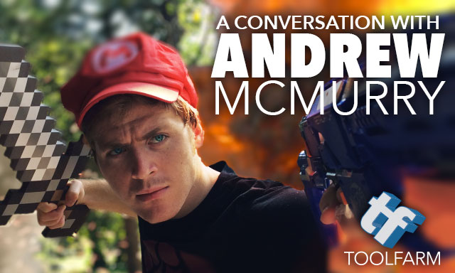 A Conversation with Andrew McMurry