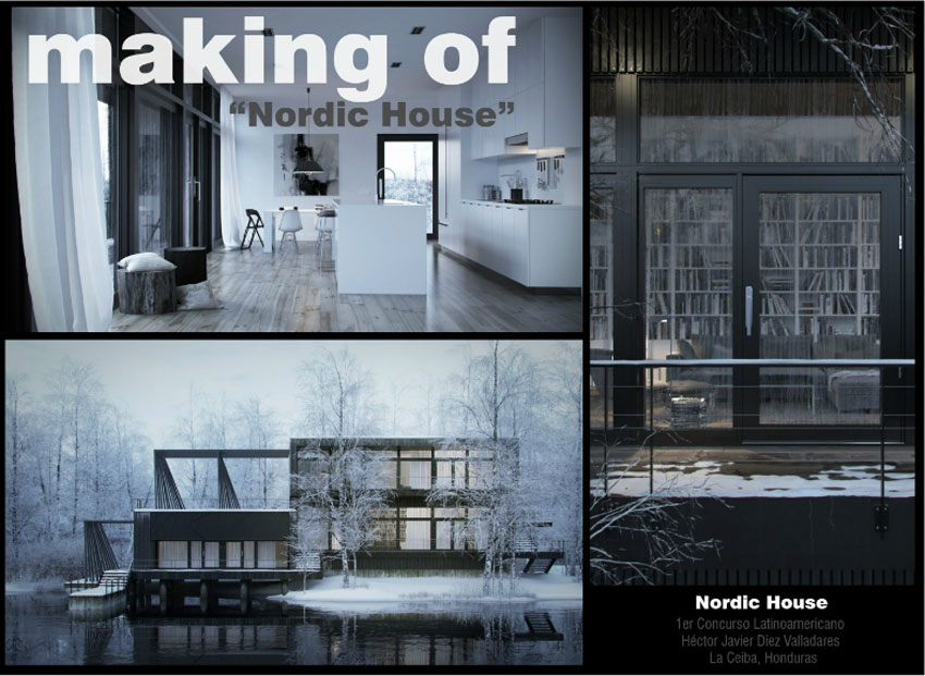 Midweek Motivation: Making of Nordic House