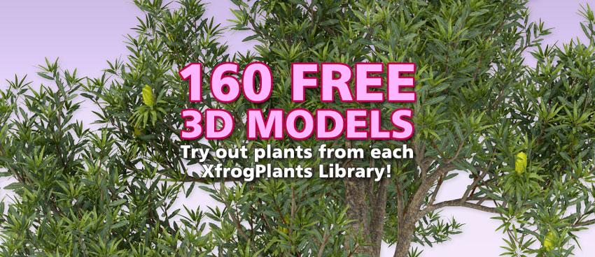 frog free plants
