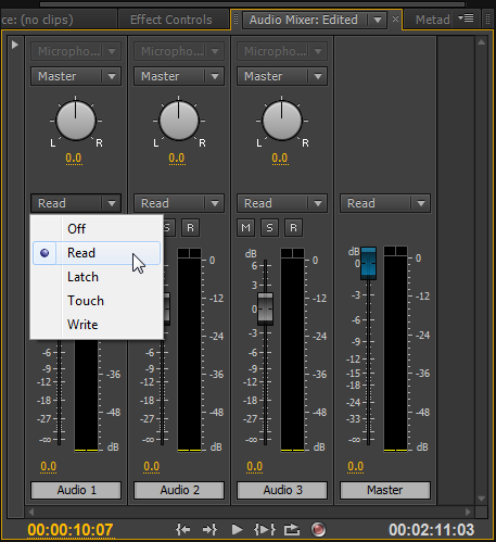automation modes