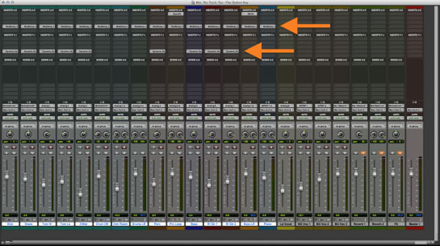 pro tools short cuts 3