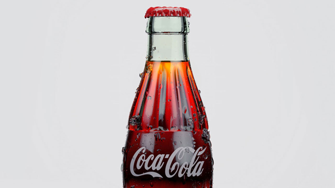 Freebie: 3D Coke Bottle model for Cinema 4D - Toolfarm