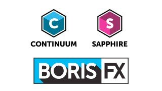 Boris FX: Continuum and Sapphire Bundle